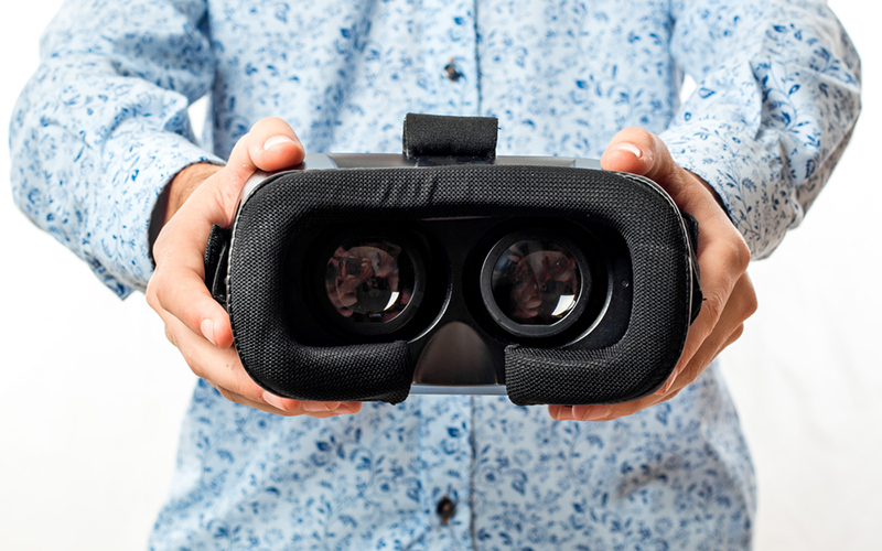 Virtual reality strikes roots in casino!