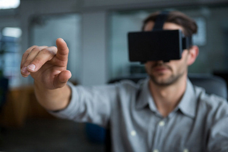 VR/AR technology market expects intensive growth