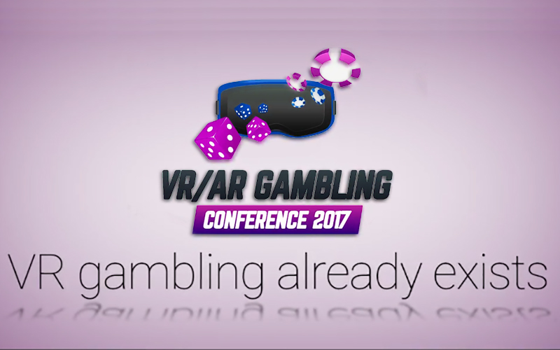 VR gambling already exists. VIDEO