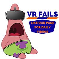 VR fails