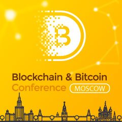 Blockchain & Bitcoin Conference Russia