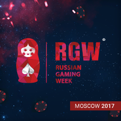 Russian Gaming Week   Moscow 2017