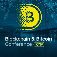 Blockchain & Bitcoin Conference Kyiv 2018