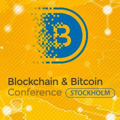 Blockchain & Bitcoin Conference Stockholm 2018