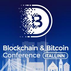 Blockchain & Bitcoin Conference Tallinn 2018