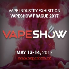 VapeShow Prague 2017